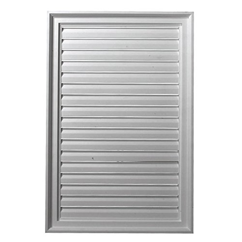 louvered gable vent - 4