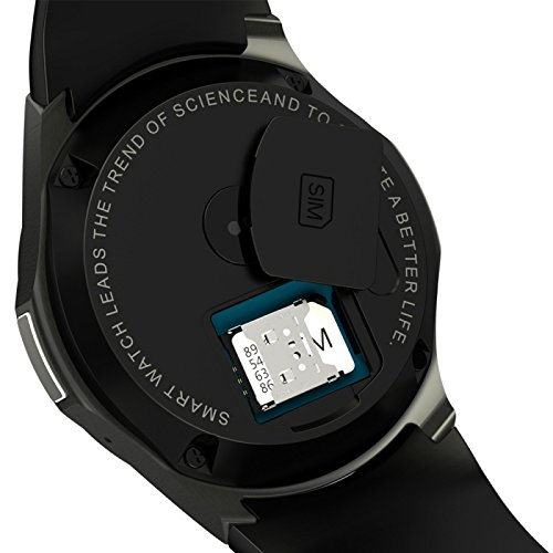 Amazon.com: Generic DOMINO DM368 Smart Watch Phone, 512MB + ...