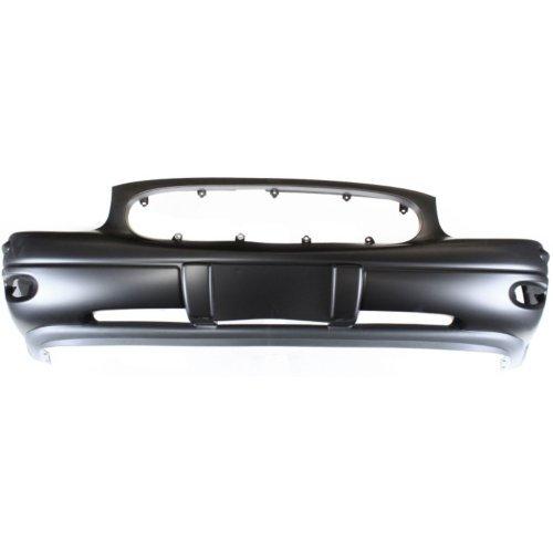 Garage-Pro Bumper Cover for BUICK LESABRE 00-05 FRONT Primed FWD Limited Model ()
