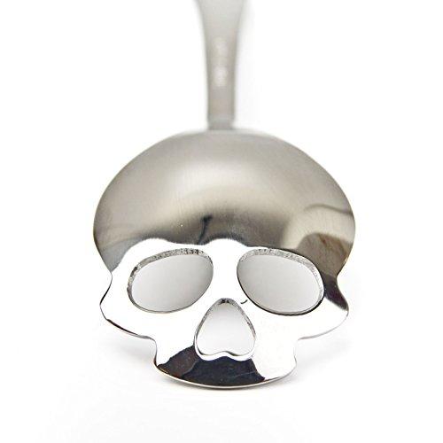 SUCK UK Sugar Skull Tea Spoon