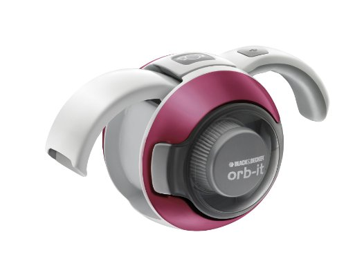 Black + Decker ORB48MBN Orb-It Dustbuster, 4.8 V, Pearl Magenta