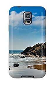 New Arrival Cover Case With Nice Design For Galaxy S5- Beach