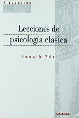 Lecciones de psicología clásica Colección filosófica: Amazon.es ...