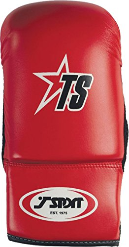 T-sport Boxing Fighting Punch Training Pu Leather Ultimate Bag Gloves Small by TSport