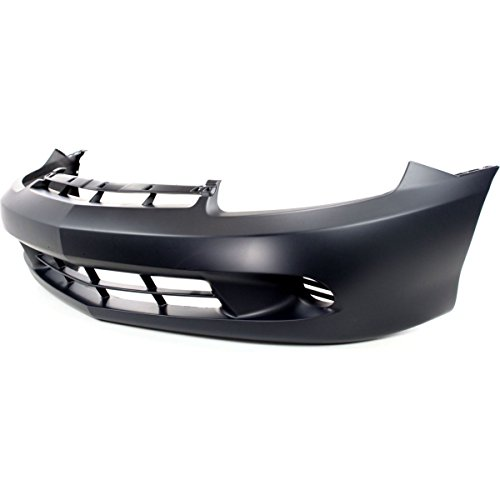 Diften 105-A0575-X01 - New Bumper Cover Front Primered Chevy Chevrolet Cavalier GM1000662 12335575 (Chevy Parts Cavalier)