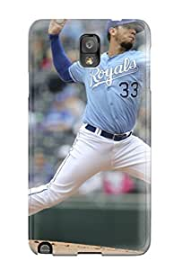 ChrisWilliamRoberson Snap On Hard Case Cover Kansas City Royals Protector For Galaxy Note 3