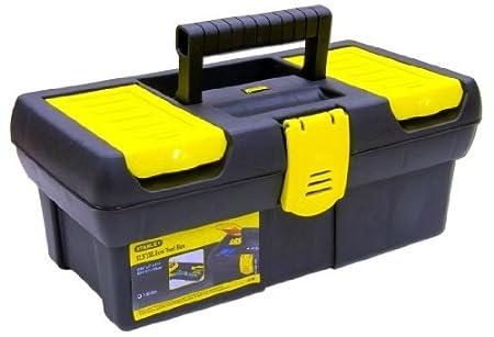 Stanley 1-93-333 - Caja de herramientas 12,5', 31,75 cm, con organizador 5