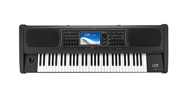Ketron SD-7: Amazon.es: Instrumentos musicales
