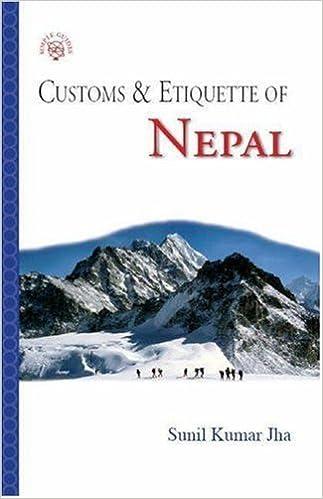 Customs /& Etiquette of Nepal