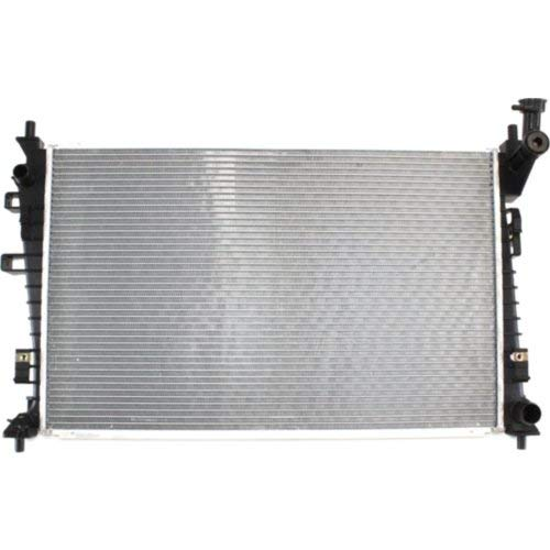- Garage-Pro Radiator for FORD FOCUS 2008-2011 with Automatic Transmission Sedan/Coupe
