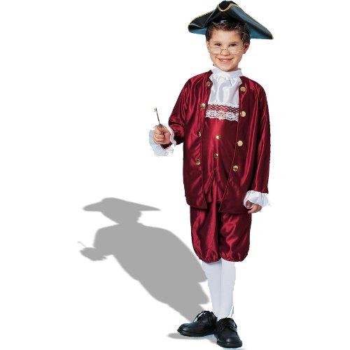 [Goddessey Llc FR48046-M Ben Franklin Child Costume Size Large] (Ben Franklin Costumes Child)