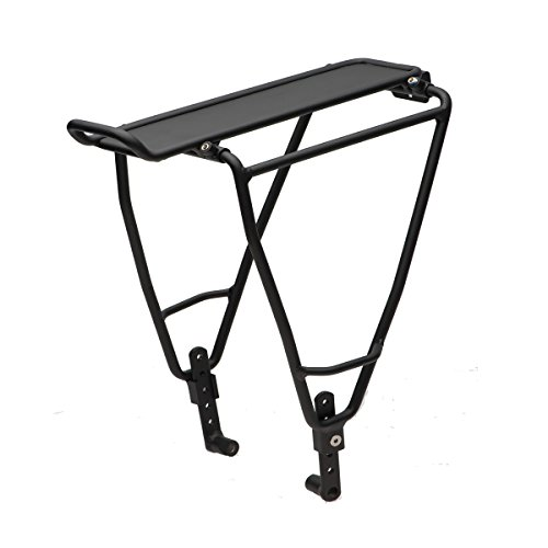 Rear Blackburn Rack (Blackburn Local Deluxe Bike Rack - Black)