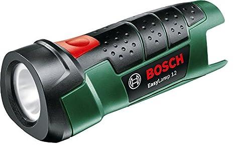 Bosch DIY de batterie lampe de travail Easy Lamp 12, carton (12V, 700min Autonomie, 1W de puissance LED), 1pièce, 06039A1008