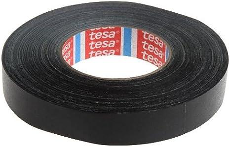 TPF Comercial 0007698135050 7698135050 Gewebeband Premium 50mx50mm in schwarz 50 m x 50 mm