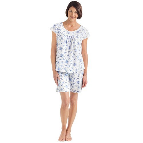 Womens Floral Machine Washable Polyester
