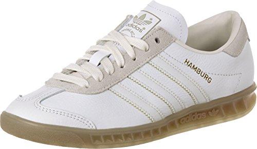 Zapatillas Adidas Hamburg Blanco Blanco