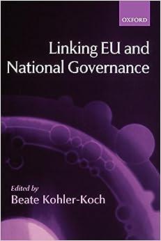 Como Descargar Torrents Linking Eu And National Governance Bajar Gratis En Epub