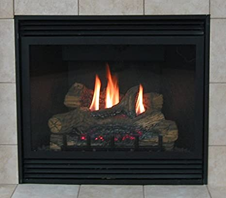 Excellent Amazon Com Deluxe 42 Direct Vent Ng Millivolt Fireplace Download Free Architecture Designs Meptaeticmadebymaigaardcom