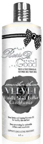 Rosie B. Good Smoother Than Velvet Vanilla Shea Butter Conditioner, My Pet Supplies