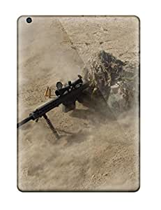 Awesome Case Cover/ipad Air Defender Case Cover(the Sniper)