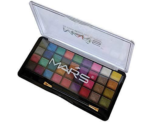 MARS Women's Eyes Shadow 36 Shade Colours, 30gm