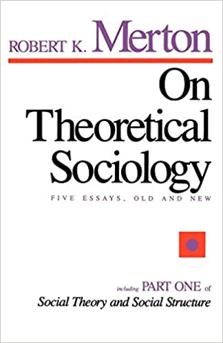 com on theoretical sociology five essays old and new  on theoretical sociology five essays old and new
