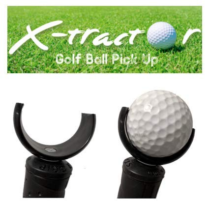 X-Tractor - Golf Ball Pick Up Tool