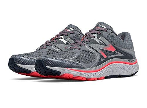 New Balance Women's w940v3 Running Shoe, Silver, 9 B US (Best New Balance Stability Running Shoes)