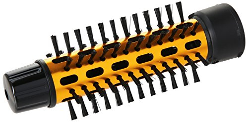 Conair Supreme 2-in-1 Hot Air Styling Brush, Black and Gold by Conair (Image #2)