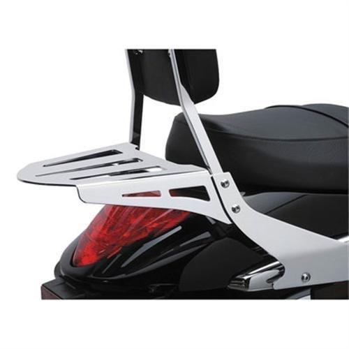 (Cobra Sissy Bar Luggage Rack (Formed) Yamaha V-Star 950 2009-2012 02-3600)