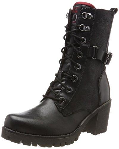 Combat 25100 Damen s Boots Oliver EqtnOaH5w