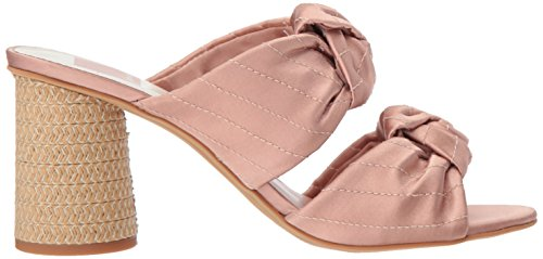 Dolce Vita Women's Jene Slide Sandal Light Blush Satin L7nRFqRFmL