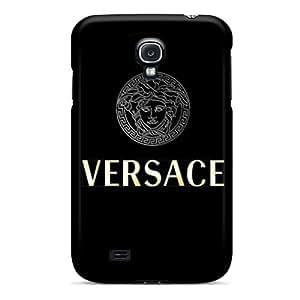 DMx1137ZODh Versace Fashion Tpu S4 Case Cover For Galaxy