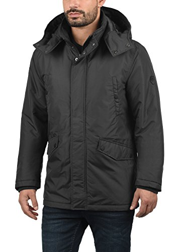 Coat with Parka Iron Outdoor Hood Men's Winter Rebel Redefined Forged Majid Jacket Rq681w0