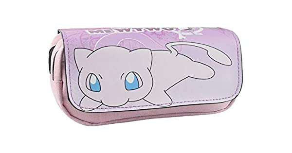 Amazon.com: U&M Anime Bolsillo Monstruos Estuches Lápices de ...