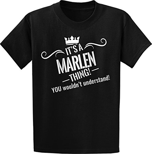 Threads of Doubt It's A Marlen Thing! You Wouldn't Understand! Grunge Tee