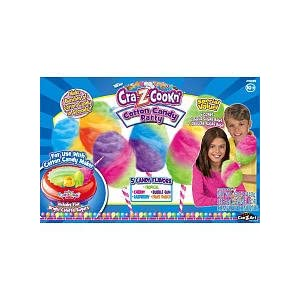 Cra-Z-Art Cookin Cotton Candy Party Refill