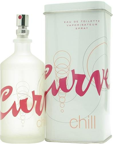 Curve Chill by Liz Claiborne For Women. Eau De Toilette Spray 1.7-Ounces -