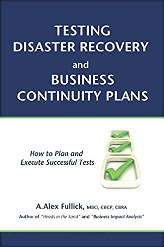 Testing Disaster Recovery And Business Continuity Plans How To Plan - Business continuity plan testing templates