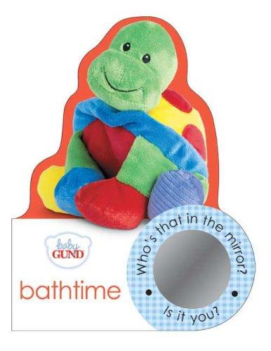 Baby Gund Bathtime (Baby Gund Mirror Books)