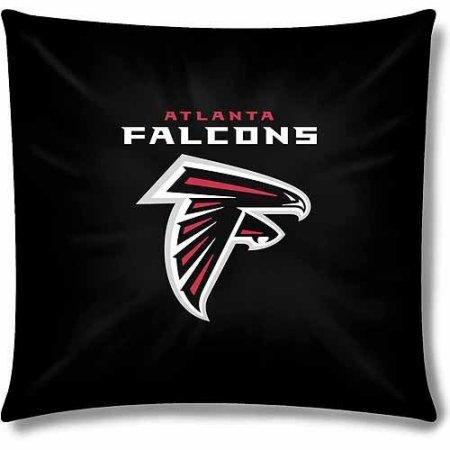 The Northwest Company NFL Atlanta Falcons Official 15'' Toss Pillow by The Northwest Company