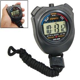 Como Digital Chronograph Sports Stopwatch with Neck Strap