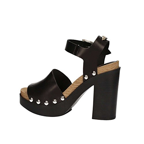 Guess Women's Fashion Sandals Black Black 4 Black XUsC4