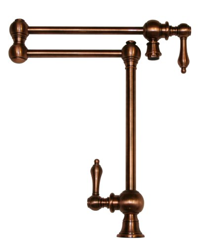 copper pot filler faucets - 5