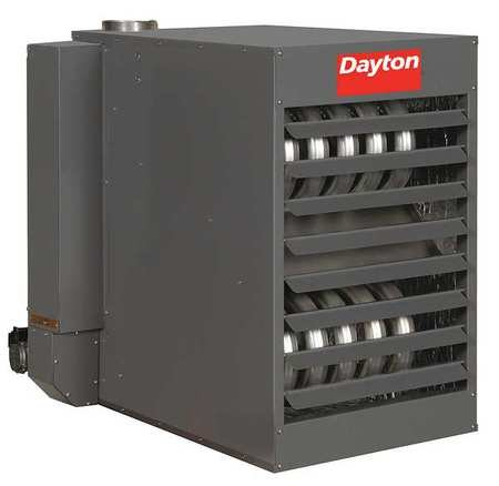 Dayton 175000 BtuH Gas Unit Heater, NG/LP, 32V249: Amazon ... on