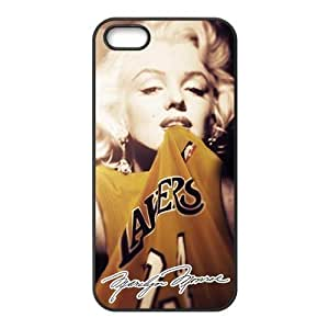 Pink Ladoo? iPhone 6 Case Phone Cover sexy Marilyn Monroe Los Angeles Lakers Kobe