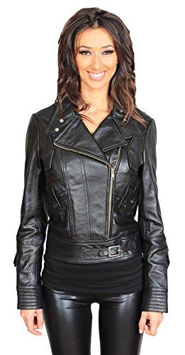 Fashion Manches Blouson Noir Longues Goods Femme A1 w80qvWORv
