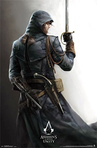 Assassin's Creed Unity - Sword Poster Print (22 x 34)