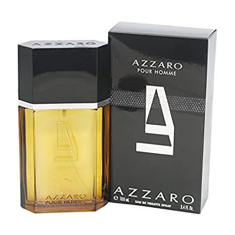 e4a277224be Image Unavailable. Image not available for. Colour  Azzaro Pour Homme For Men  Edt Perfume 100 Ml