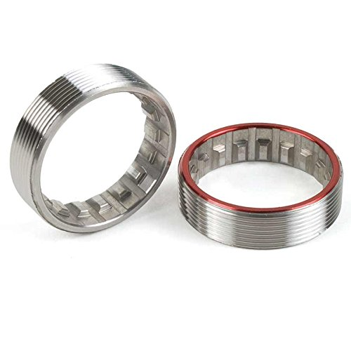 Phil Wood Stainless BB Cups 70mm - Italian